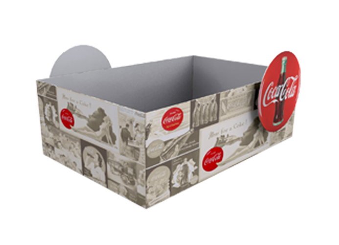 Coca Cola palette decoration