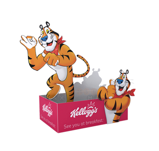 Kelloggs palette decoration