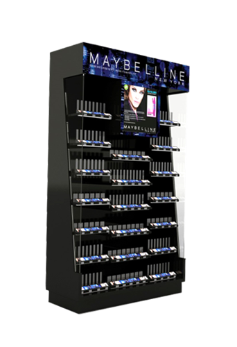 Maybelline display