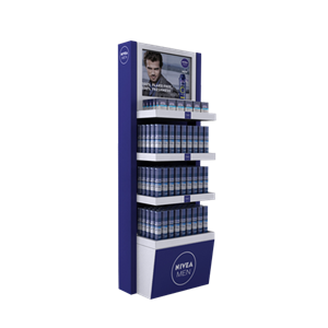 Nivea display