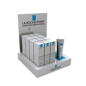 La Roche-Posay counter display