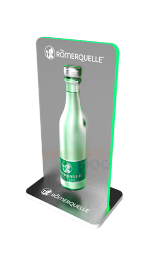 Romerquelle bottle prezenter